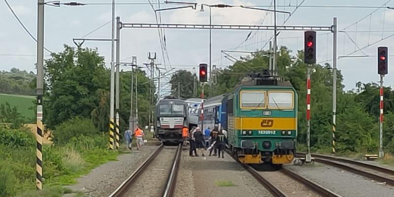 Nehoda vlaků v Němčicích nad Hanou