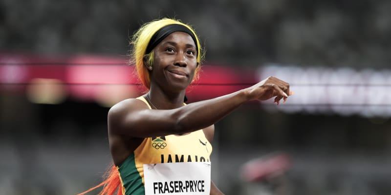 Shelly-Ann Fraserová-Pryceová patří dlouhodobě mezi nejlepší sprinterky. Zároveň také mezi ty s nejvýstřednějším účesem