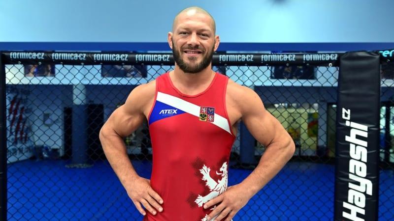 Češi na olympiádě: Věřím, že medaili přivezu, říká zápasník Omarov. V Tokiu si plní sen