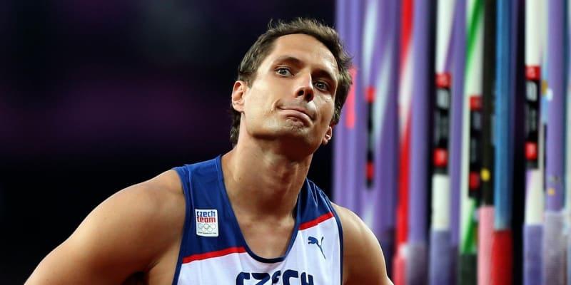 Zklamání Vítězslava Veselého po čtvrtém místě z olympijských her v Londýně 2012