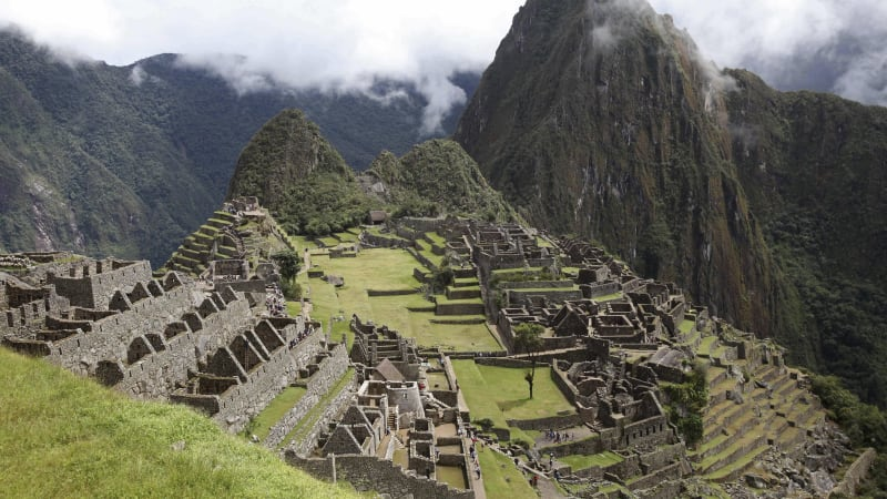 Jak stará je horská pevnost Machu Picchu? Nová studie přepisuje dějiny říše Inků