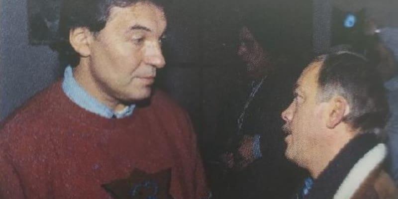 Karel Gott s Karlem Krylem