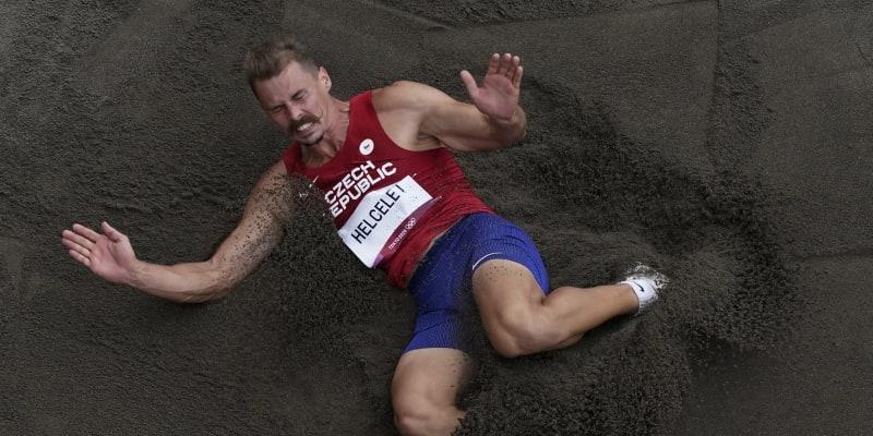 Adam Sebastian Helcelet skončil na olympiádě šestnáctý.