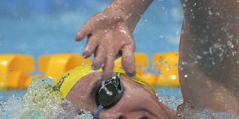 Bitva titánek. Souboj mezi Ariarne Titmusovou (na snímku) a Katie Ledeckou patřil k ozdobám her. Prvně zmíněná Australanka uspěla v závodech na 200 a 400 metrů, Američance patřily 1 500 a 800 metrů volným způsobem.