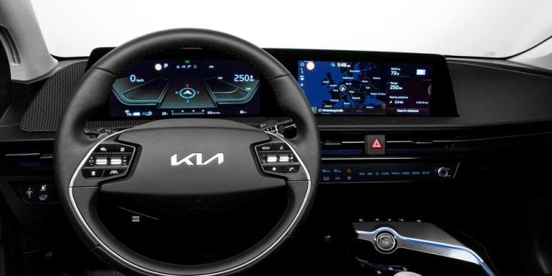 Kia EV6 (2021).