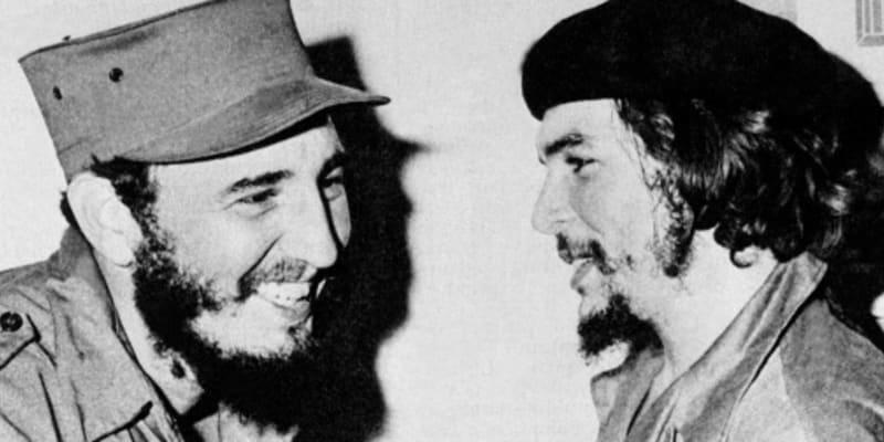 Fidel Castro a Ernesto Guevara