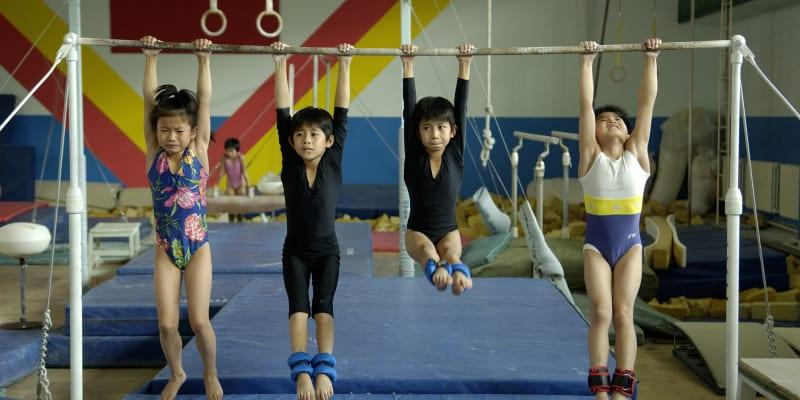 Na tréninky dochází děti již ve velmi útlém věku.