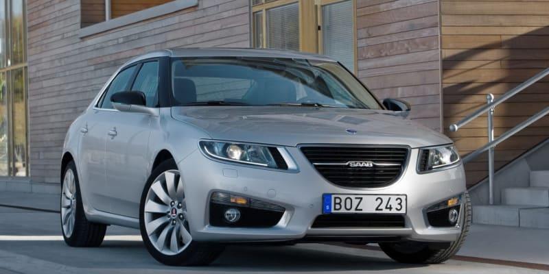 Poslední Saab 9-5
