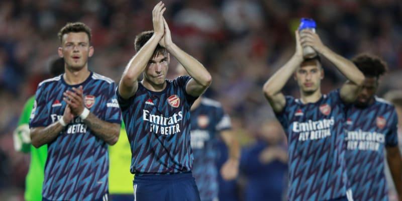 Arsenal vyhořel proti Brenfordu. Na hřišti nováčka prohrál 0:2.