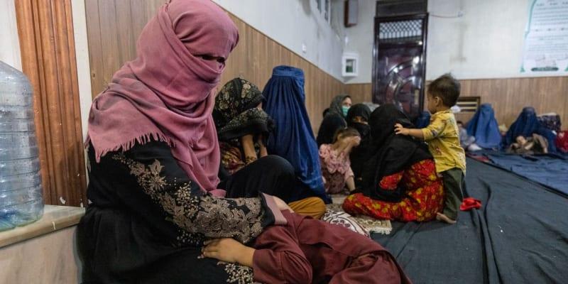 Afghánské ženy se obávají, že se po nástupu Tálibánu k moci stanou terčem násilností.