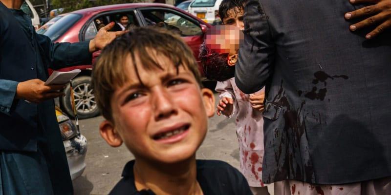 Děti v Afghánistánu se v současnosti musí bát o své životy.