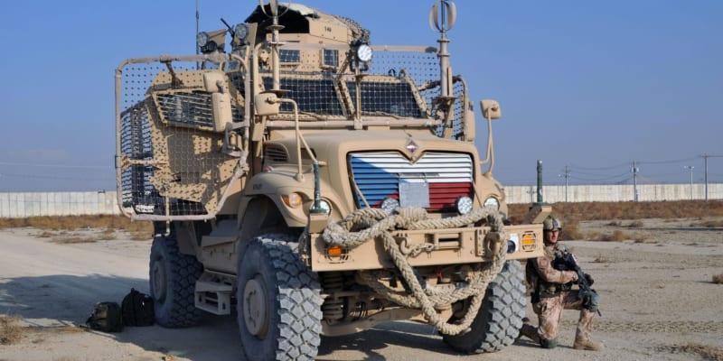 Česká mise v Afghánistánu začala v roce 2002.