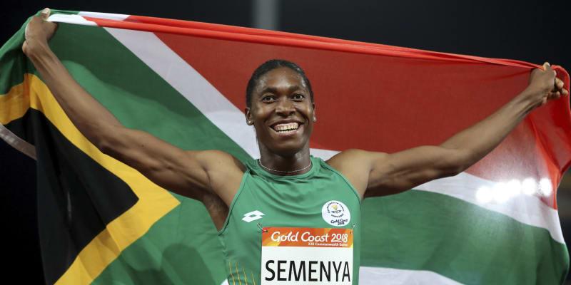 Caster Semenyaová nemůže na své oblíbené trati 800 metrů závodit od roku 2018.