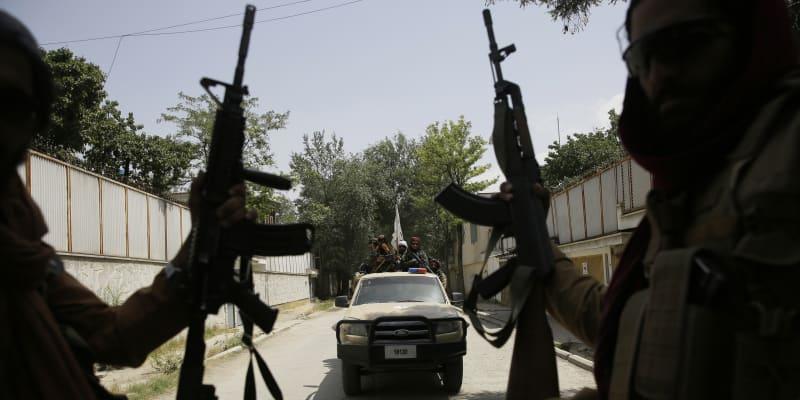 Tálibánští bojovníci