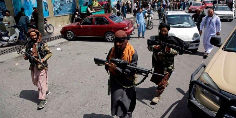 Tálibán intenzivně hledá spolupracovníky