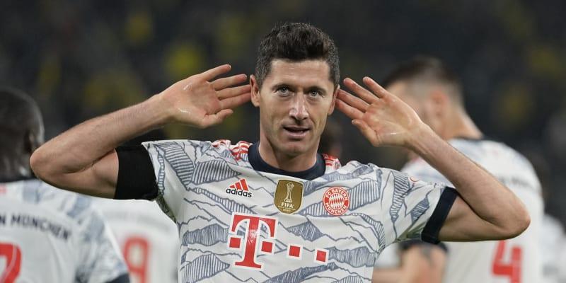 Robert Lewandowski by rád slyšel od vedení Bayernu Mnichov nabídku na prodloužení smlouvy.