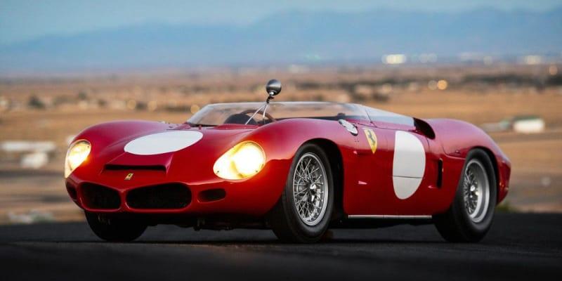 Ferrari 268 SP Fantuzzi (1962)