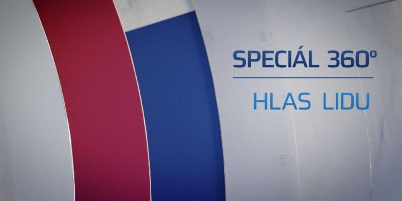 Ve speciálu Speciál 360° poběží diskuse vždy se čtyřmi zástupci politických subjektů.