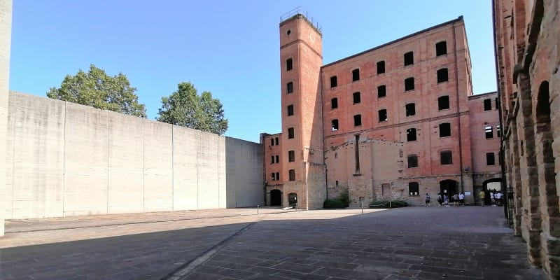 Vyhlazovací tábor Risiera di San Sabba v Terstu