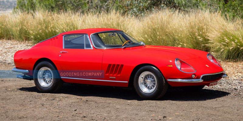 Ferrari 275 GTB/4 (1967)