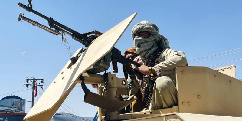 Tálibánský bojovník
