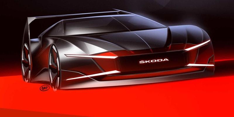 Škoda Ferat Vampire RSR