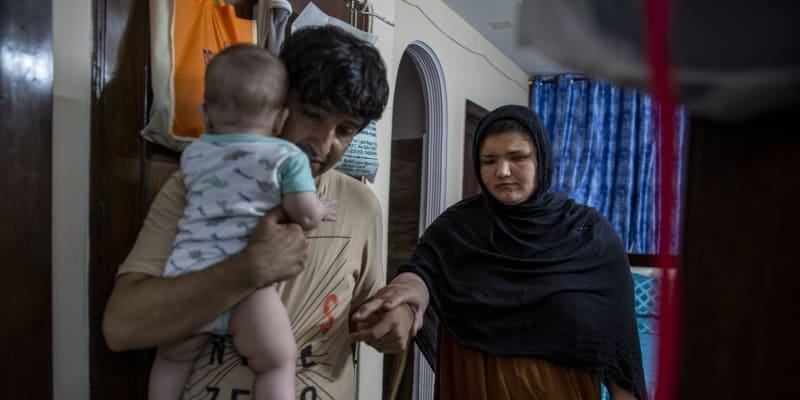 Khatera je jednou z mála, které se podařilo z Afghánistánu uprchnout.