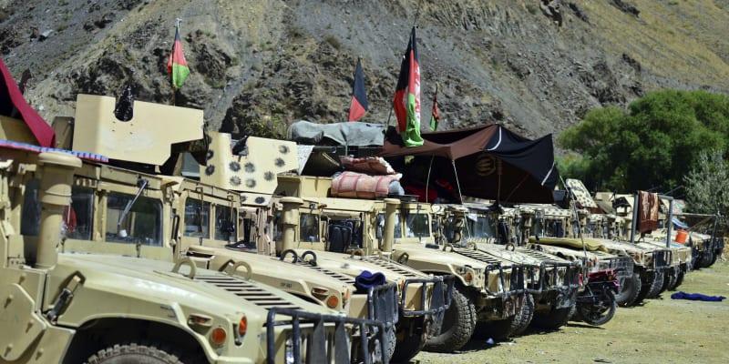 Odboj z afghánského údolí Pandžšír chce s Tálibánem bojovat až do posledních sil.