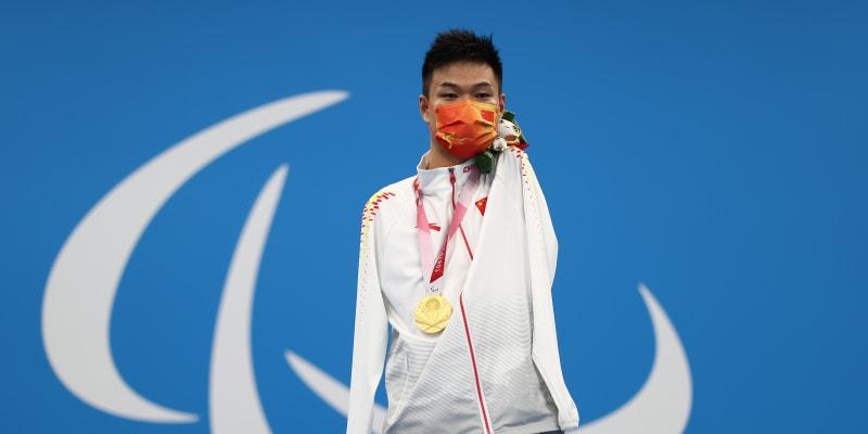 """Ve """"znaku"""" překonal Tchao světový rekord."""