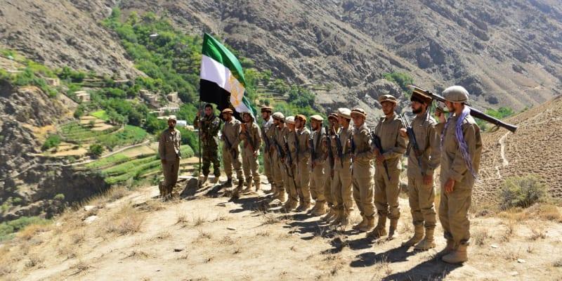 Bojovníci z údolí Pandžšír