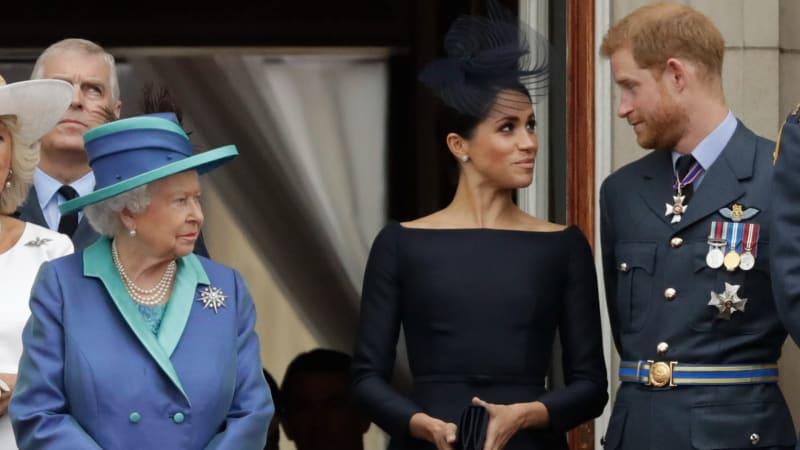Princ Harry si vyžádal setkání s královnou. Velká drzost, podivili se její asistenti