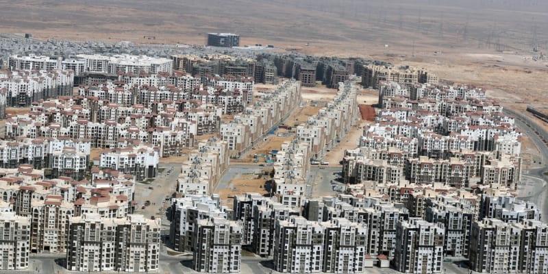 Výstavbu i přidělování bytů ve městě bude mít z velké části na starost armáda.