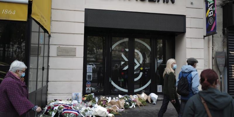 Proces se strůjci masakru v Bataclanu začal ve středu 8. září.