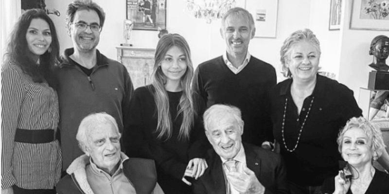 Belmondovy poslední narozeniny (Autor: Paul Belmondo)