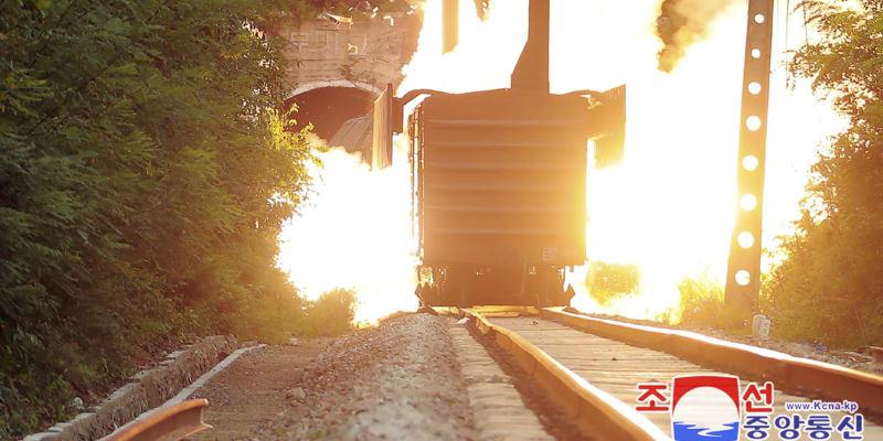 Severní Korea odpálila dvě balistické rakety.