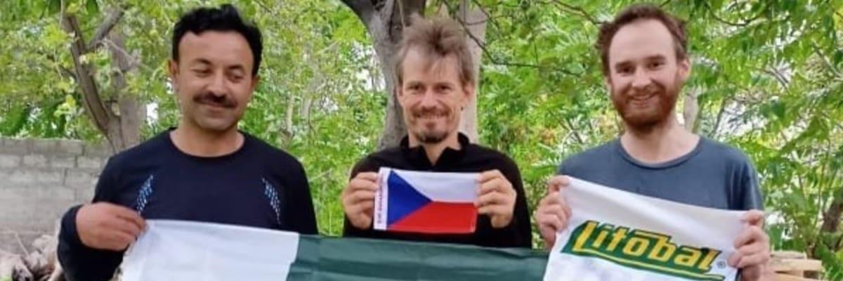 Pákistánská vláda drží české horolezce. Zaplaťte půl milionu korun, žádají tamní úřady