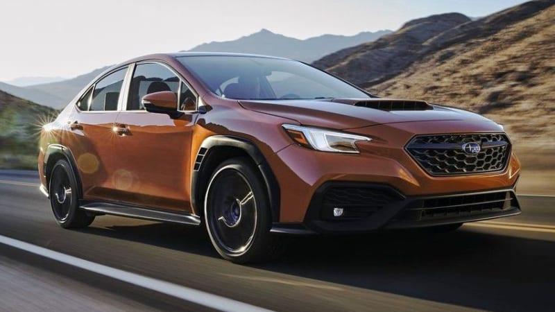Nové Subaru WRX je kusem poctivého železa. Evropy se ale podle všeho netýká