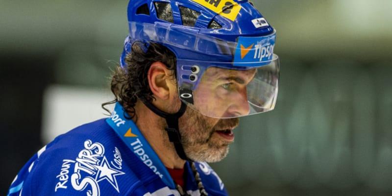 Jaromír Jágr pomohl k výhře Kladna dvěma góly.