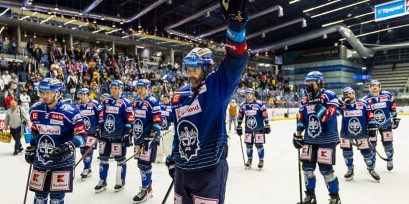 Hokejisté Kladna slaví první výhru v sezoně.