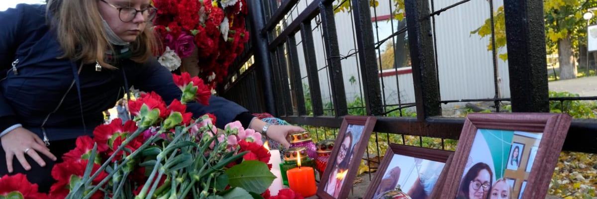 Oběti masakru v Rusku: Studentka, která nebyla na škole ani měsíc, i nadějný houslista