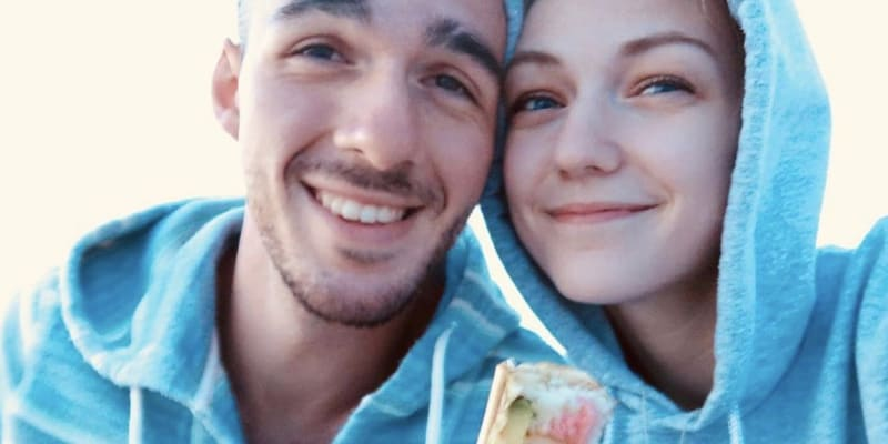 Snoubenci Brian Laundrie a Gabby Petitová