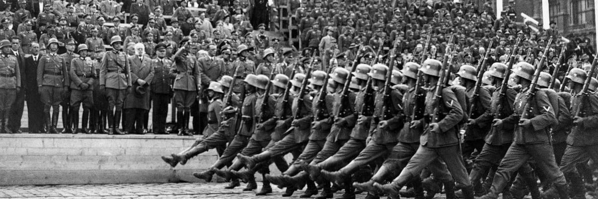 Ubránili bychom se Hitlerovi? Prohráli bychom za pár týdnů, ale čestně, říká historik
