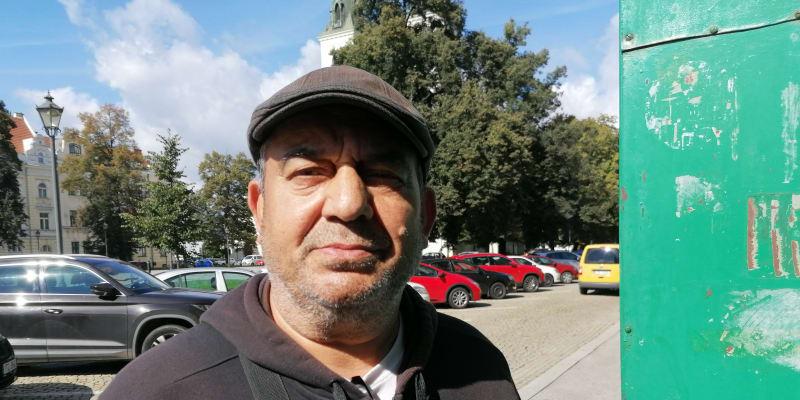 63letý Milan Balažovič bude volit komunisty.