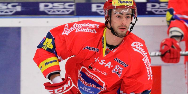 Hokejista Tomáš Prokop zemřel v září, zřejmě spáchal sebevraždu.