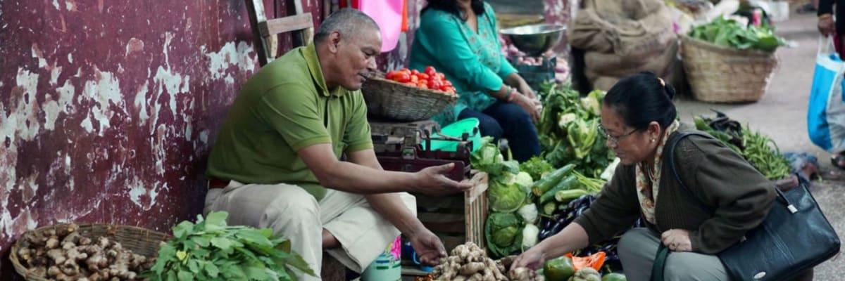 Hrozí celosvětový nedostatek jídla. Potraviny jsou nejdražší za poslední půlstoletí