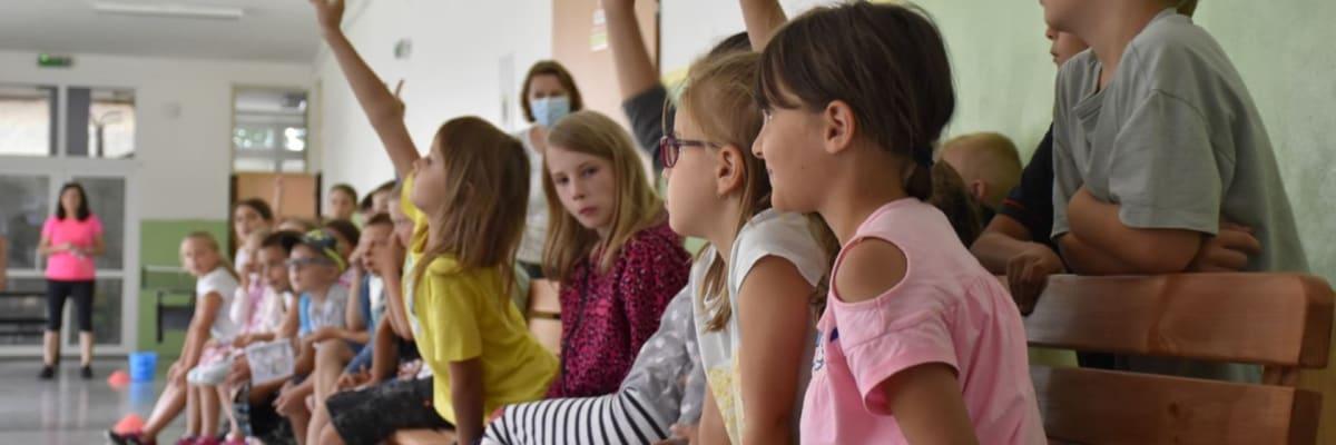 Úleva pro děti. Na kroužcích nebudou muset prokazovat bezinfekčnost