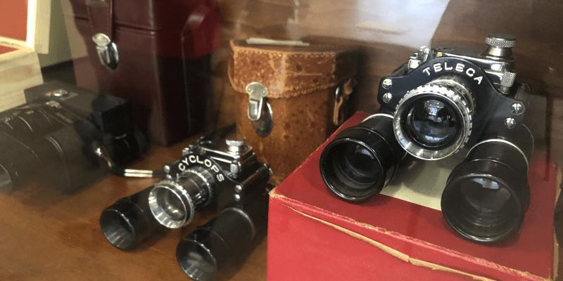 Sběratel z Hradce Králové vlastní unikátní sbírku fotoaparátů. Mezi nejzajímavější modely se řadí ty špionážní.