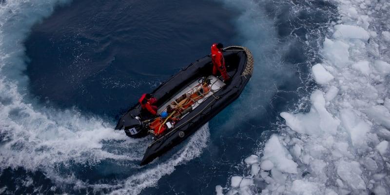 Při extrémech se může v řádu měsíců změnit nejlepší situace v nejhorší. Příkladem jsou mořské ledy.